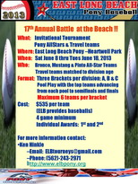 17th Annual Battle at the Beach Invitational Tournament