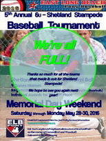 Click here for Tournament Info
