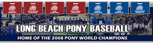 Long Beach PONY Baseball